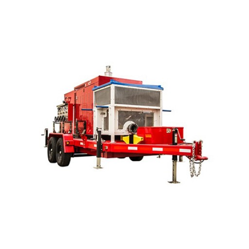Trailer Mount High Lift Pumps